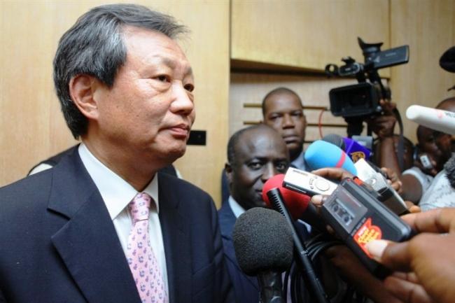 Young-Ji Choi, Représentant Spécial du Secrétaire Général des Nations Unies en Côte d'Ivoire