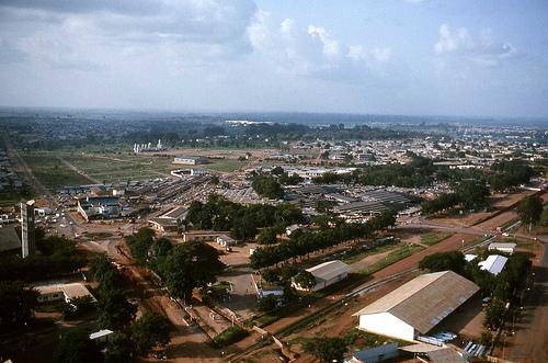 Bouaké comme plusieurs villes CNO dans l'obscurité et sans eau