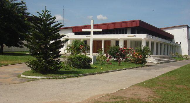 Eglise en Cöte d'Ivoire