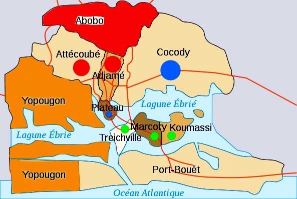 La violence gagne du terrain à Abidjan
