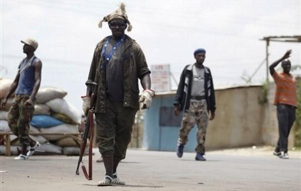 Les insurgés tiennent tête aux FDS fidèles à Laurent Gbagbo