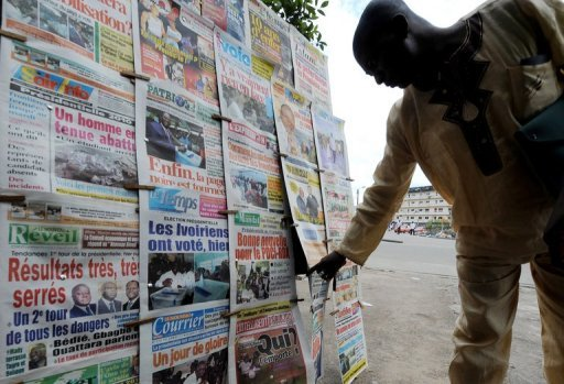 La presse pro-ouattara de retour dans les kiosques