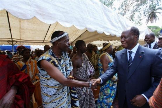Ouattara bientôt investi