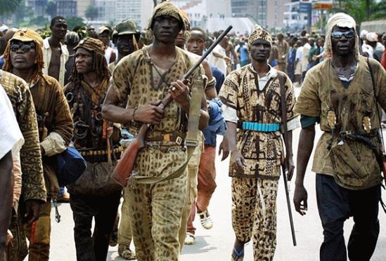 Milice Dozo, Côte d'Ivoire