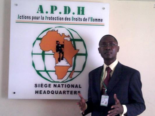 Eric SEMIEN Président de l'APDH