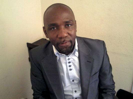Maître Gouaméné Hervé, l'un des avocats de Laurent Gbagbo