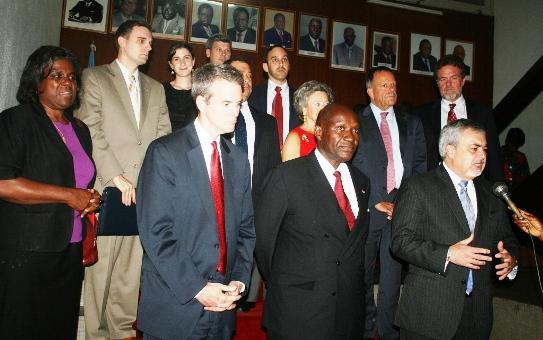 Les ambassadeurs américains en poste en Afrique de l'Ouest