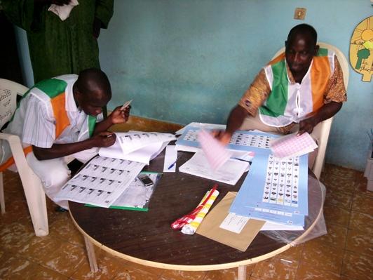 Le défi majeur en 2015 sera celle d'une élection apaisée