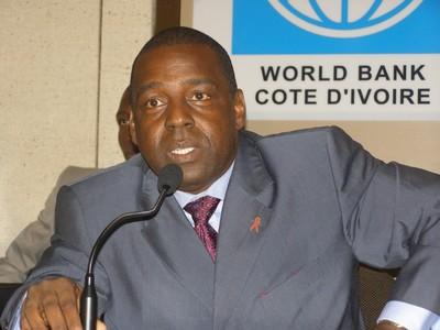 Madani Tall, le Directeur des Opérations de la Banque mondiale en Côte d'Ivoire