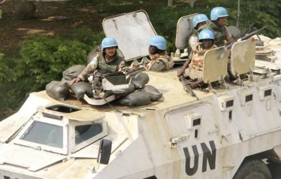 L'ONUCI renforce ses patrouilles à la frontière Ivoiro-libérienne