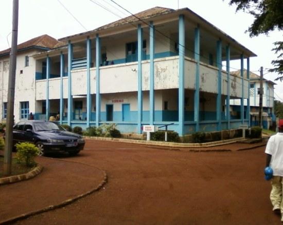 Un Centre Hospitalier Régional en Côte d'Ivoire