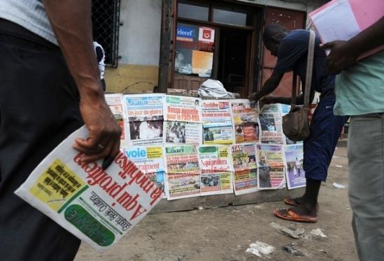 Les médias ivoiriens en perte de vitesse