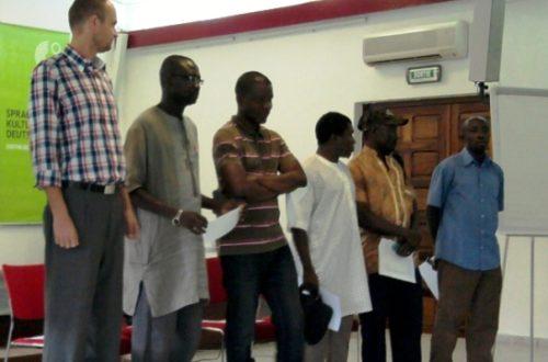 Article : La caravane ouest-africaine du conte à Abidjan