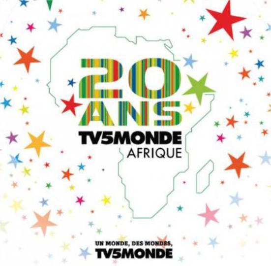 20ème anniversaire de TV 5 Afrique