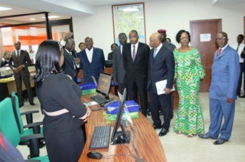 Article : Guichet unique des formalités d'entreprise : quel impact sur l'économie Ivoirienne ?