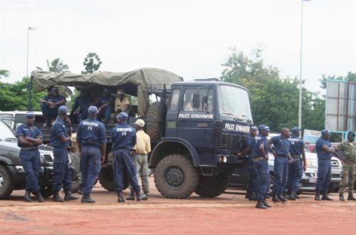 Article : Côte d'Ivoire : les fêtes de fin d'année sur fond d'insécurité