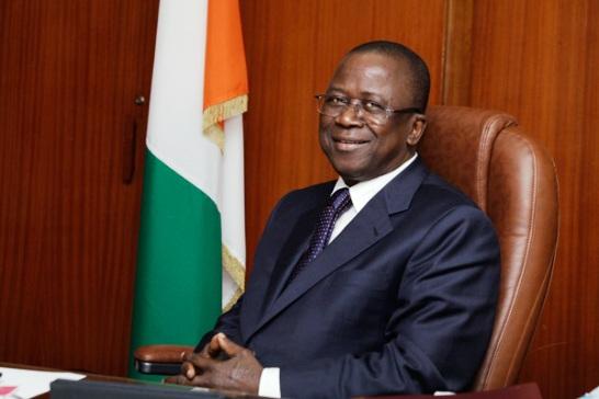 Kouadio Ahoussou Jeannot, Ministre d'Etat auprès du Président Ivoirien