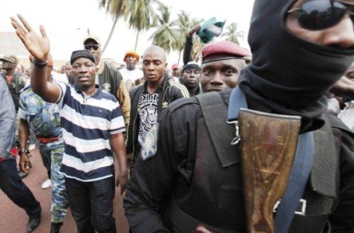 Article : Charles Blé Goudé arrêté au Ghana !