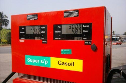 Article : «Lutte contre la vie chère» : nouvelle hausse du prix du carburant