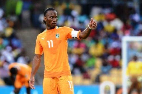 Article : Génération Drogba : la malédiction d'une équipe sans trophée ?