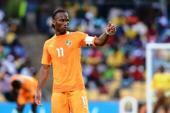 Didier Drogba le capitaine malchanceux !