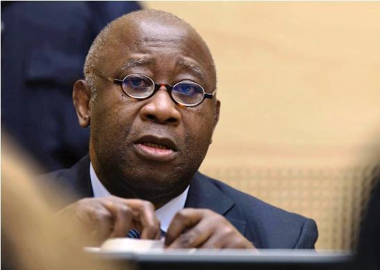 L'ancien Président Ivoirien dans le box des accusés à la CPI