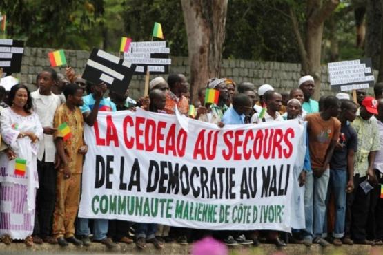 Maliens de Côte d'Ivoire toujours mobilisés