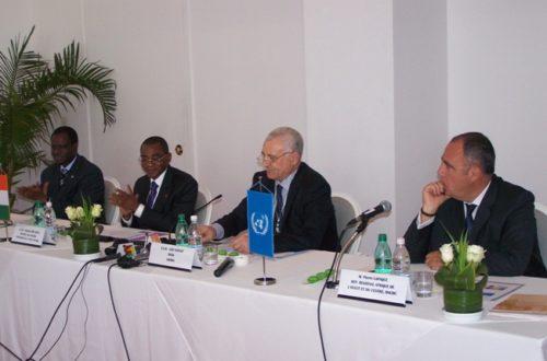 Article : Criminalité transfrontalière organisée : l'ONUDC présente son rapport officiel