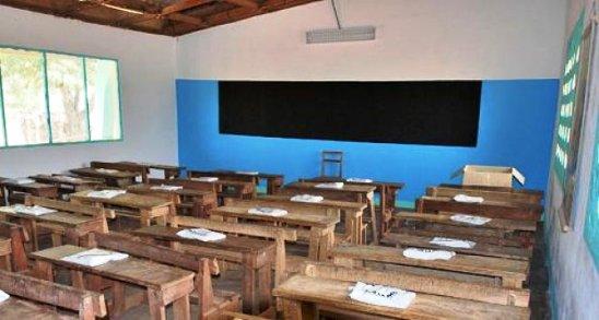 Cette semaine les salles de classes sont restées vides en Côte d'Ivoire