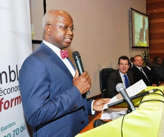 Le Ministre d'Etat, Ministre de l'Emploi, de la Solidarité et des Affaires Sociales Dosso Moussa