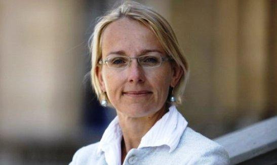 La conseillère Afrique de l'Elysée, Hélène Legal,