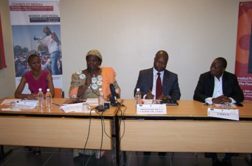 Article : Femmes et médias, partenaires pour une meilleure gouvernance en Afrique de l'Ouest
