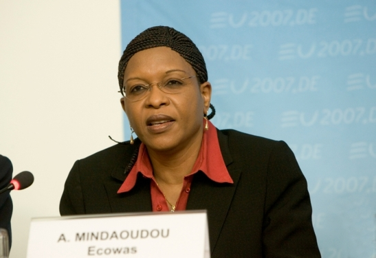 Aïchatou Mindaoudou, la nouvelle patronne de l'ONUCI