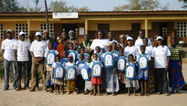 Campagne de scolarisation de la jeune fille menée par le CEFCI