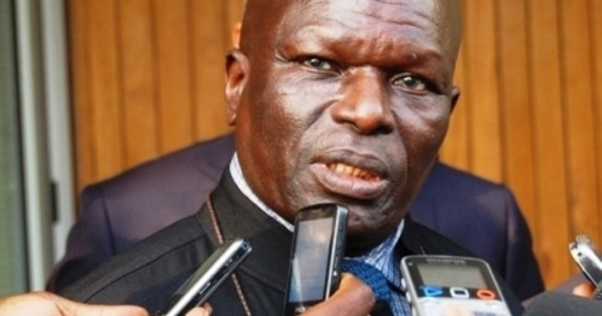 Doudou Diène, l'expert indépendant de l'ONU sur la question des droits de l'homme en Côte d'Ivoire