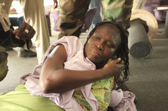 Simone Gbagbo l'ex-première Dame est-elle soignée ou à la MACA ?
