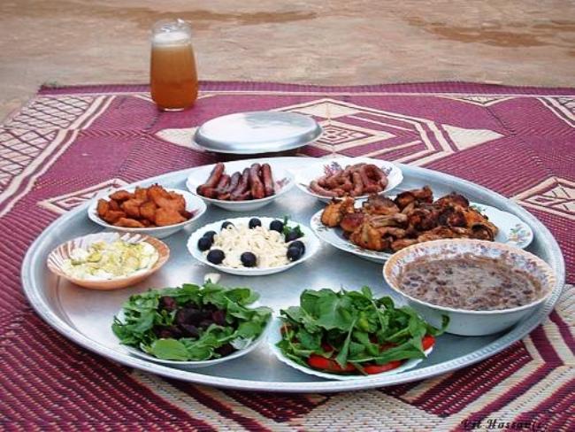 Très utile de bien manger durant le jeûne