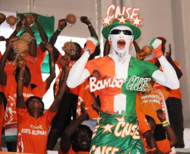 L'antre du basket-ball Ivoirien vibre au rythme des rencontres de l'AFROBASKET