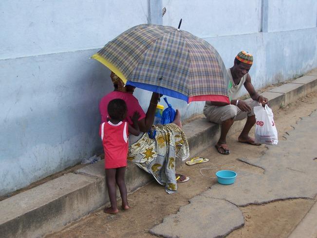 Plus de mendiants dans les rues!