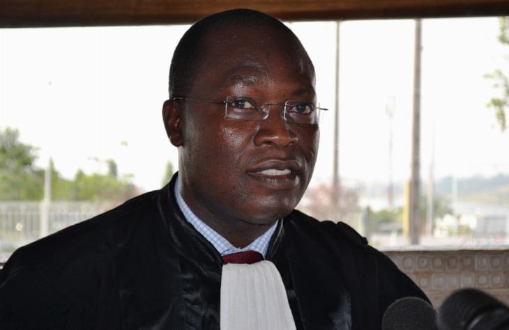Ange Kessi Kouamé, procureur militaire d'Abidjan