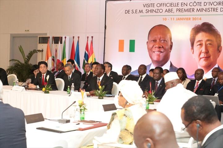 Le Japon et l'Afrique dans une coopération gagnante-gagnante