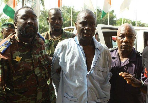 Le général pro-gbagbo aux mains des éléments des Forces Républicaines de Côte d'Ivoire
