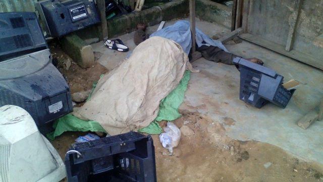L'homme est-il décédé à la suite d'une contamination à Ebola ?