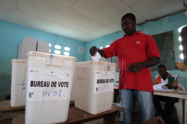 La Situation Room pour aider à des élections apaisées
