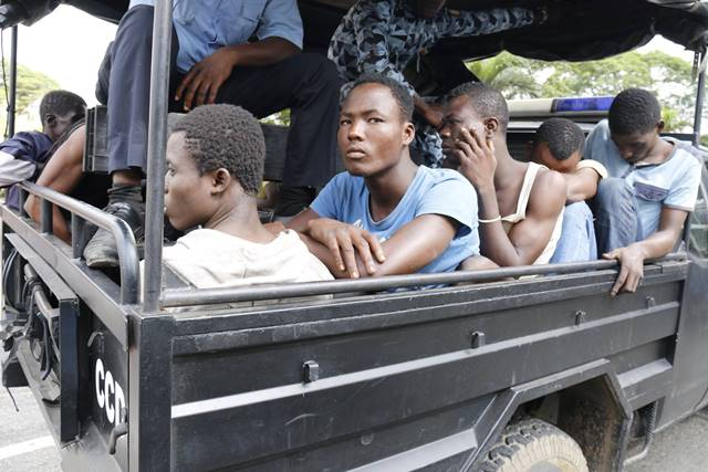 La Police déterminée à rassurer les populations