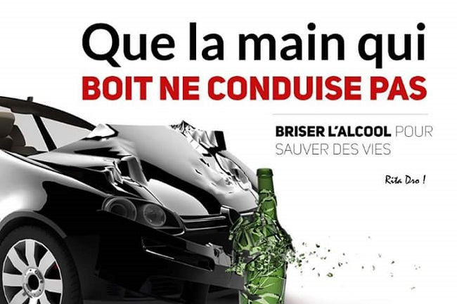 L'alcool, la fatigue, la drogue…mais aussi le manque de formation sont à l'origine des accidents de la circulation (crédit photo : Rita Dro)