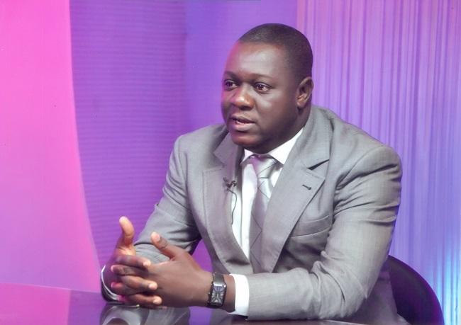 Germain Ayaké, candidat à la députation à Bingerville